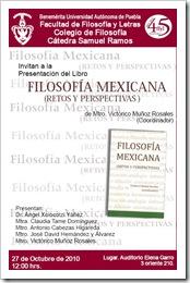 Filosofía Mexicana, Victórico