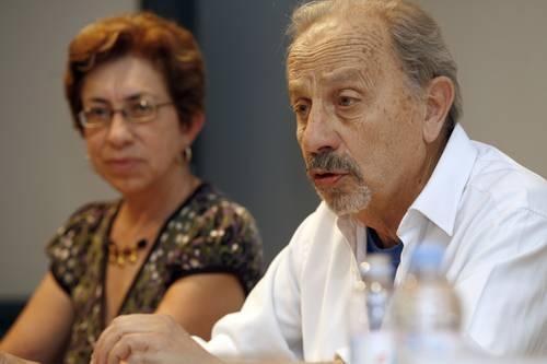 Cecilia Pacheco y Adolfo Gilly