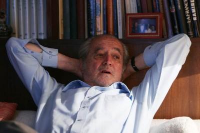 Luis Villoro miembro de El Colegio Nacional desde 1978. (Foto: El Universal)