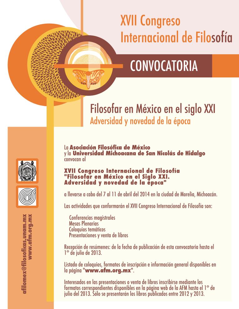 Congreso XVII AFM Internacional