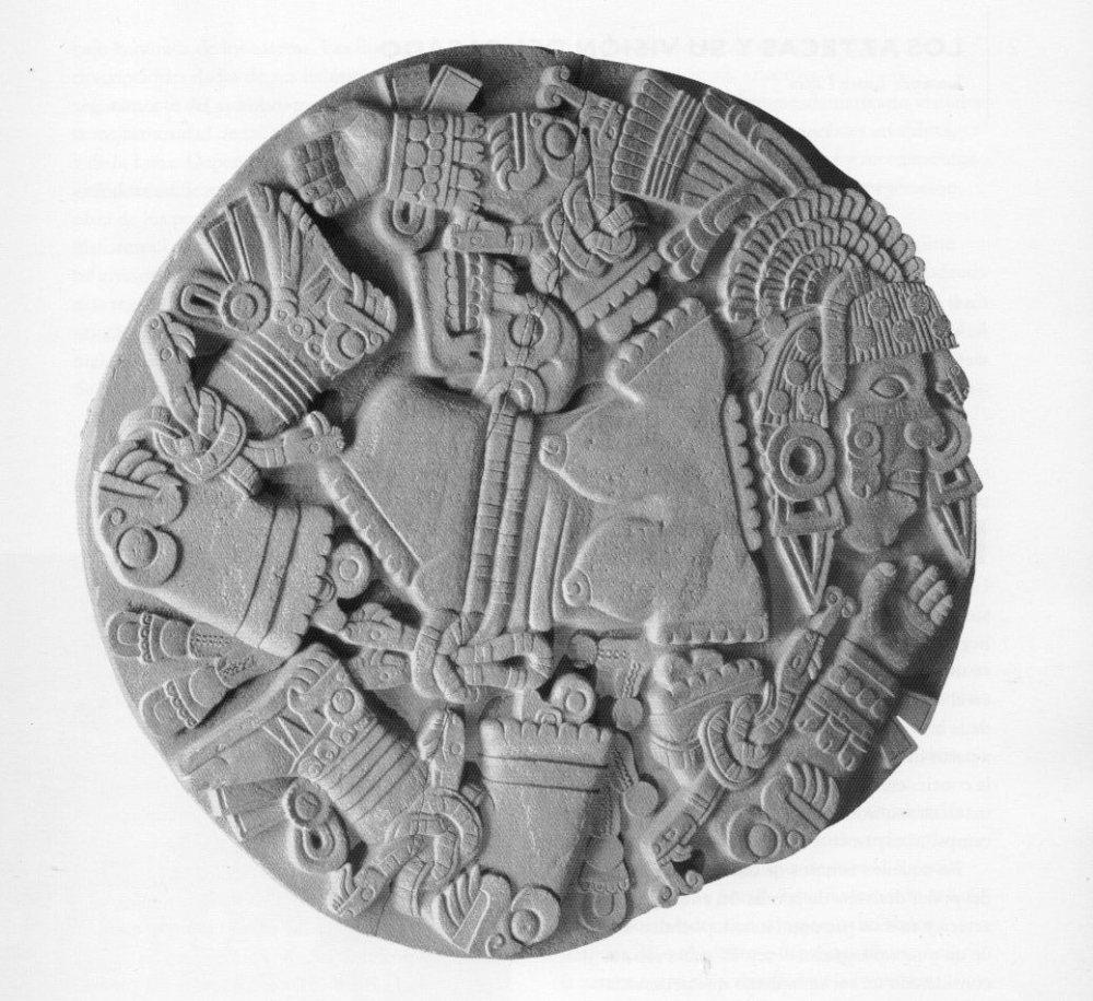 Posclásico Tardío. Piedra. Museo del Templo Mayor