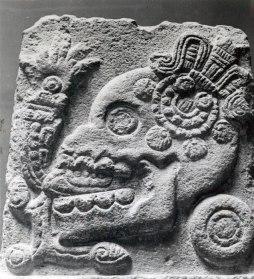 Posclásico Tardío. Piedra. Museo del Templo Mayor.