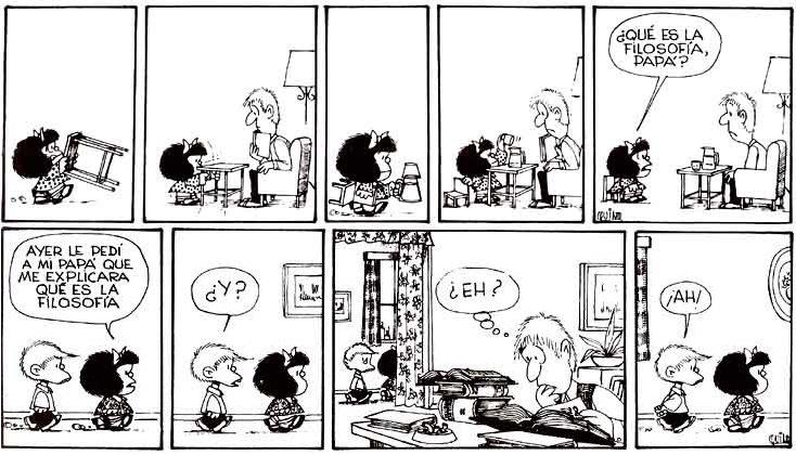 Mafalda-Filosofía
