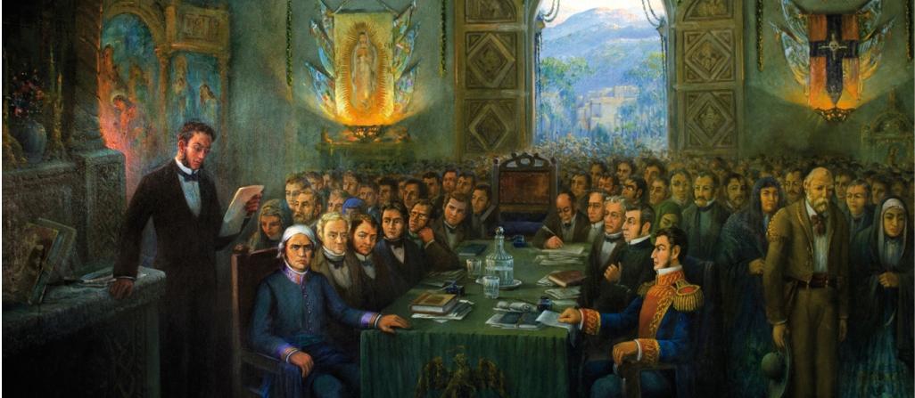 200 años de la promulgación de Independencia por el