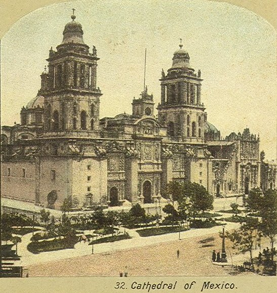 MexicoCityCathedralSter