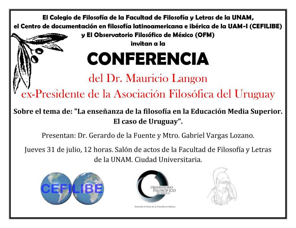 Mauricio Langon en México