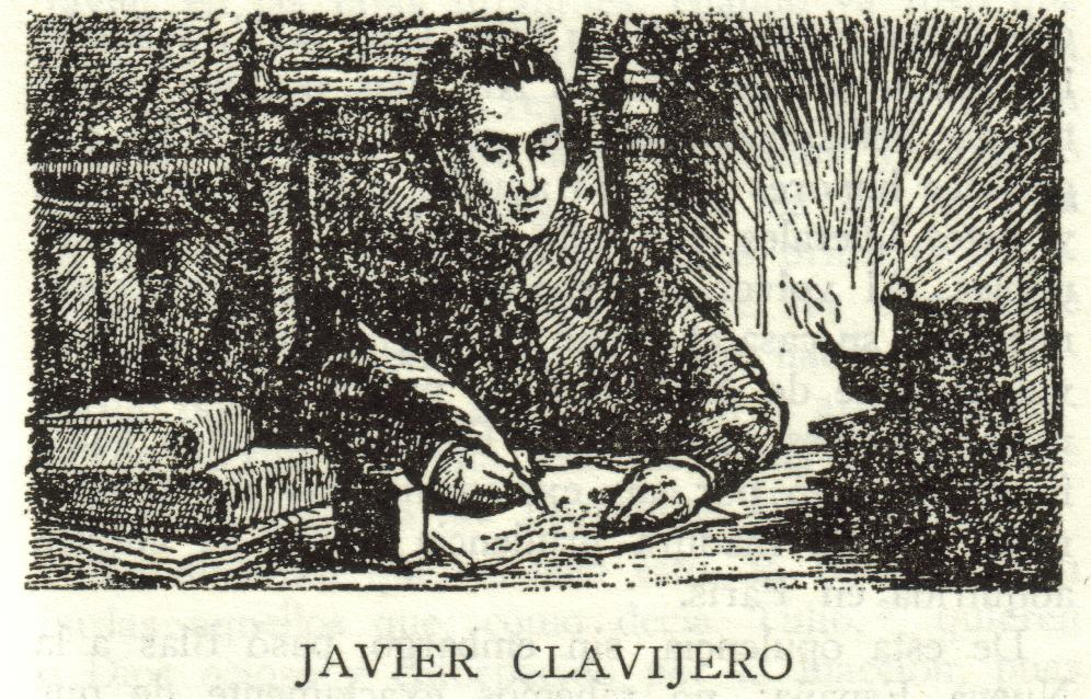Clavijero, Francisco Javier