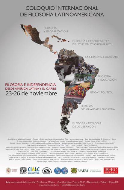 Coloquio Internacional de Filosofía Latinoamericana