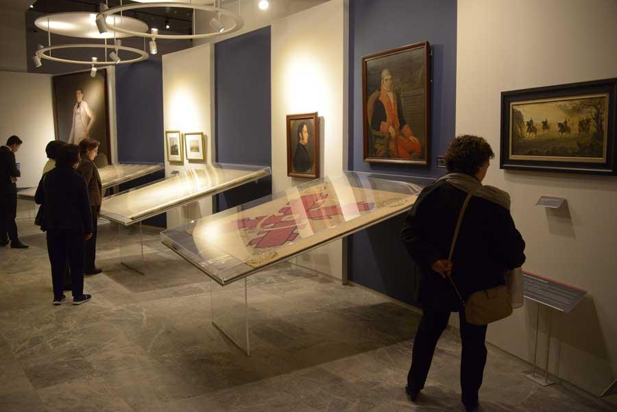 La muestra reúne más de 250 piezas. Foto Héctor Montaño, INAH.