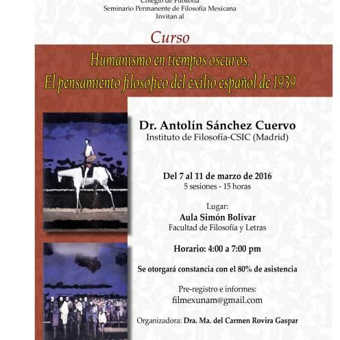 Curso Antolín SC