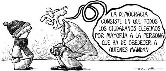 Democracia y sistema pol tico mexicano iii c rculo de for Que es politica internacional