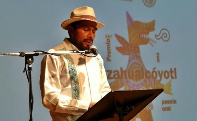Premio Nezahualcóyotl. Manuel Bolom Pale.jpg