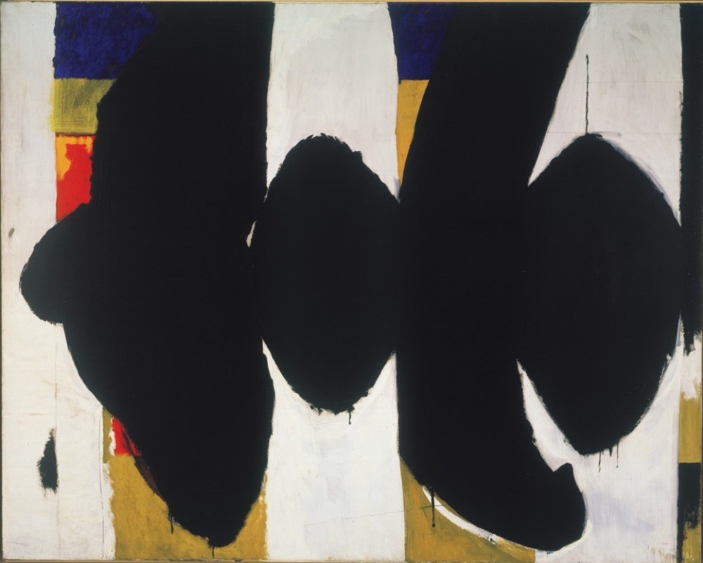 Robert Motherwell - Elegy for the Spanish Republic