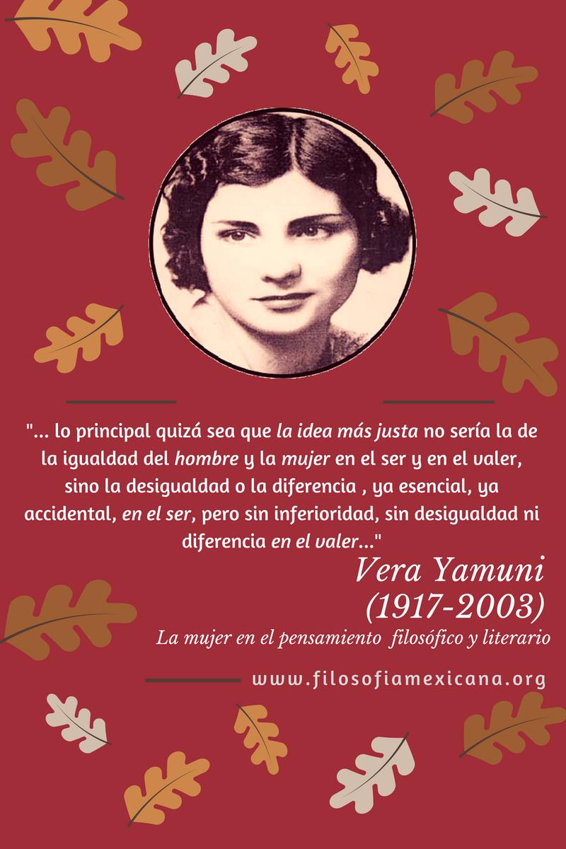Vera Yamuni 100 CEFIME