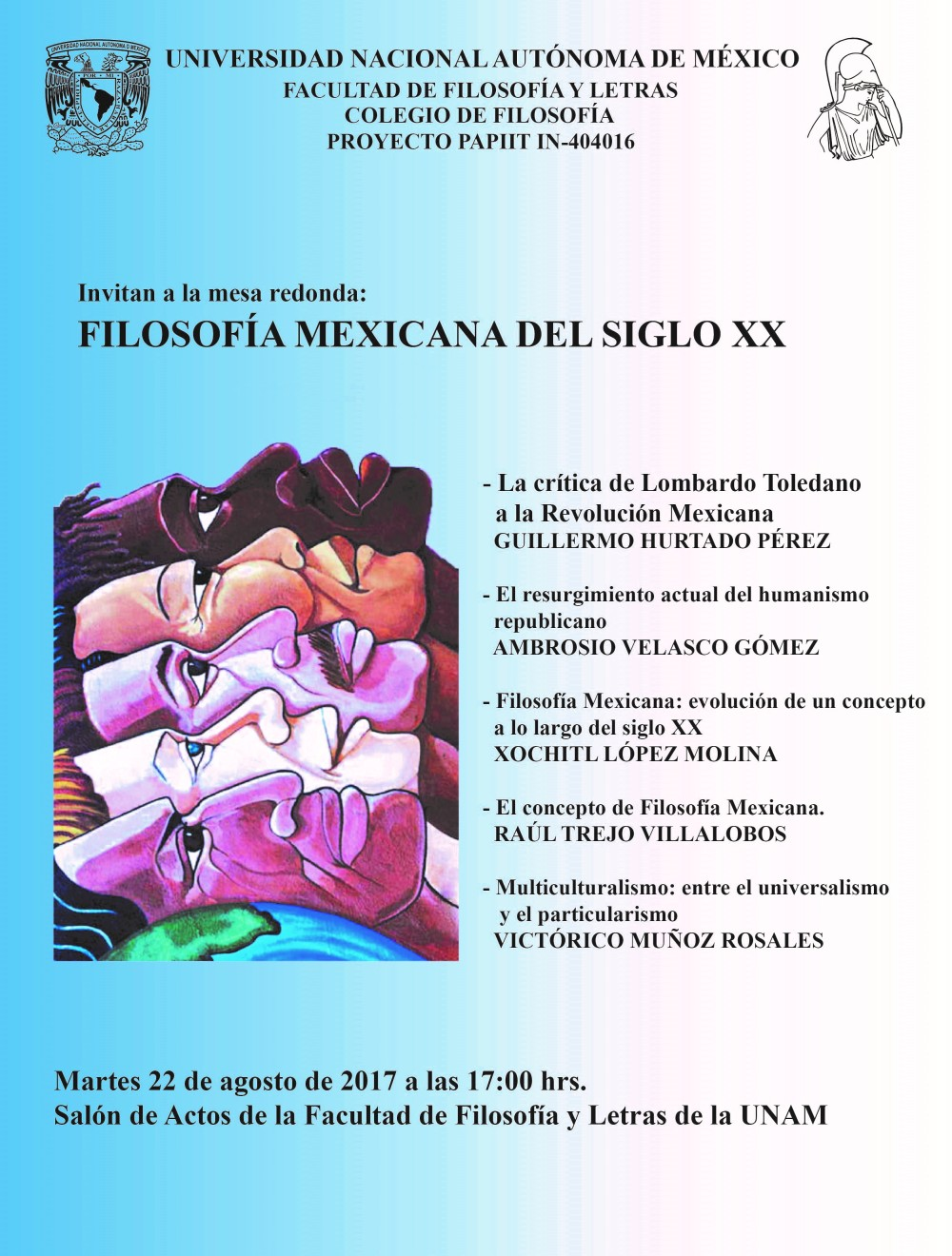 Mesa filosofía mexicana XX.jpg