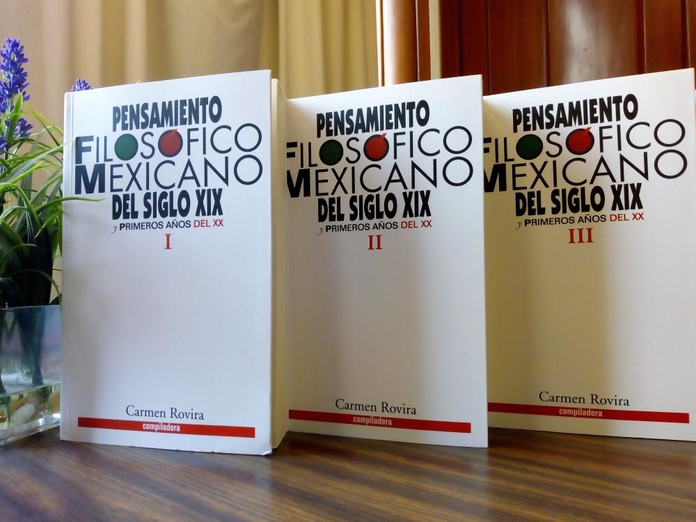 Pensamiento Filosófico Mexicano