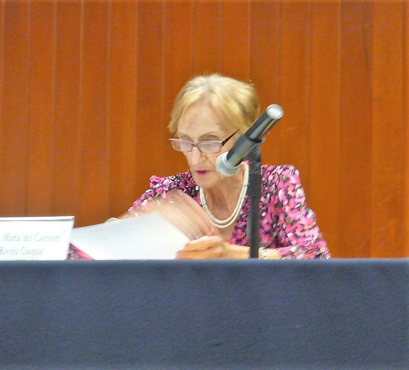 María del Carmen Rovira Gaspar i