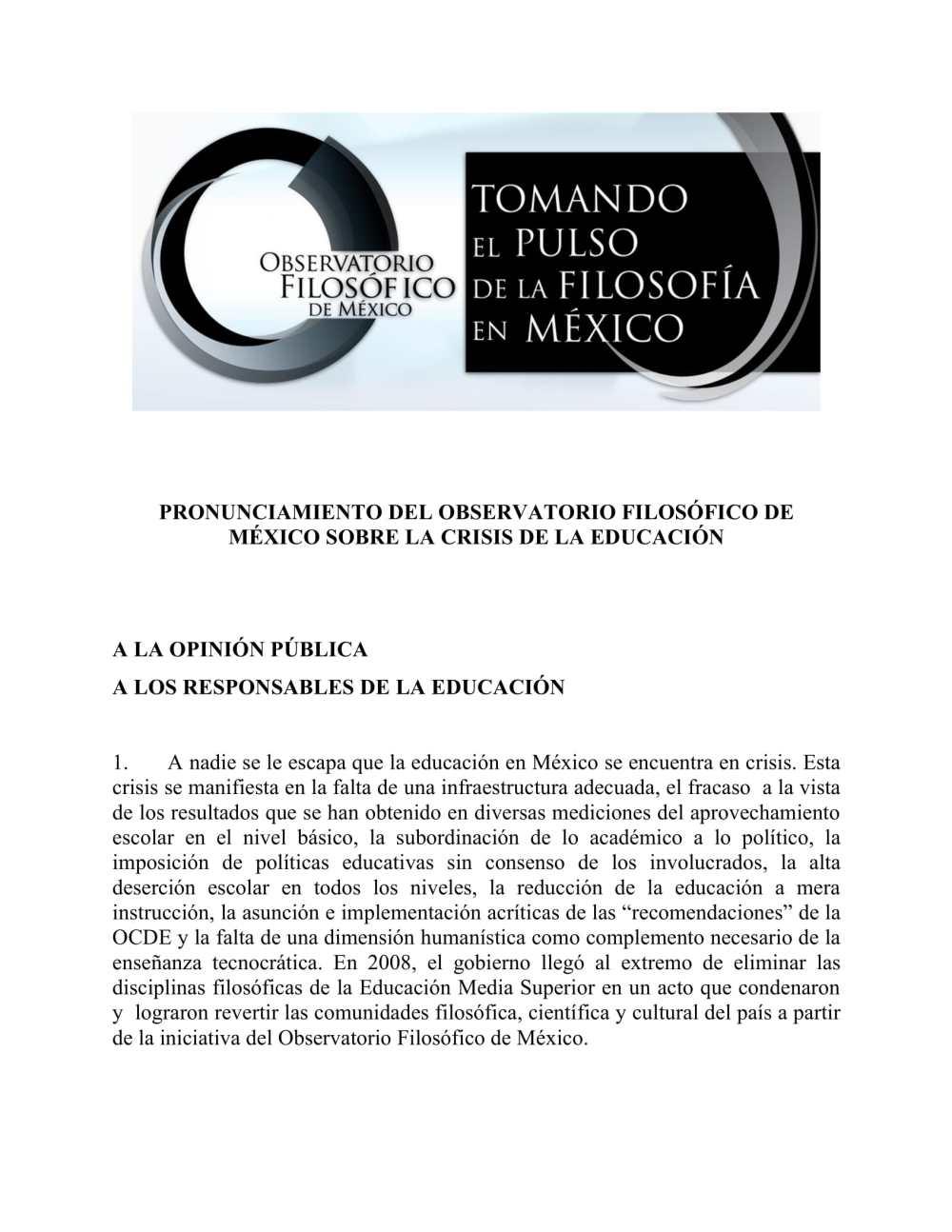 Pronunciamiento_OFM-1